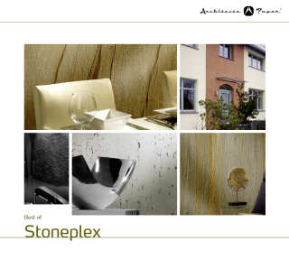 Wallpaper Collection «Stoneplex» by «Architects Paper»: Wallpaper Item 21; Interior Views 5