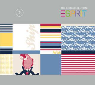 Tapetenkollektion «ESPRIT Kids 2» von «Esprit home»: Tapeten-Artikel 31; Raumbilder 5