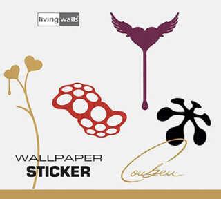 sticker 2010 - Designer Tapeten Raumbilder