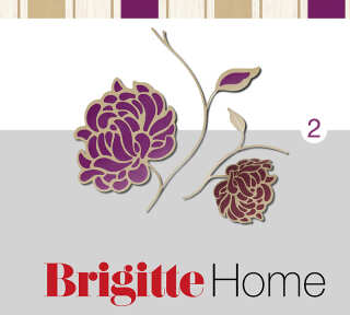 Tapetenkollektion «Brigitte 2» von «Brigitte Home»: Tapeten-Artikel 5; Raumbilder 0