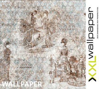 Wallpaper Collection «Wallpaper» by «Livingwalls»: Wallpaper Item 40; Interior Views 1