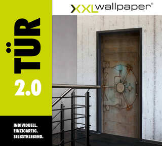 Wallpaper Collection «TÜR 2.0» by «Livingwalls»: Wallpaper Item 50; Interior Views 29