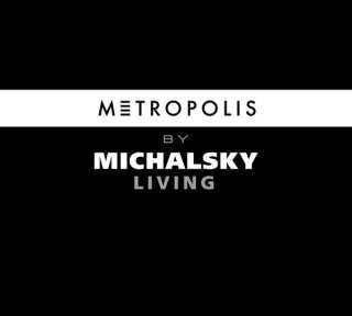 Tapetenkollektion «METROPOLIS by MICHALSKY LIVING» von «MICHALSKY LIVING»: Tapeten-Artikel 54; Raumbilder 7