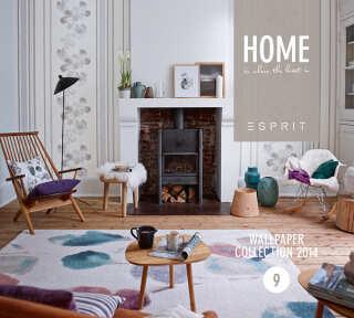 Tapetenkollektion «Esprit 9» von «Esprit home»: Tapeten-Artikel 59; Raumbilder 10