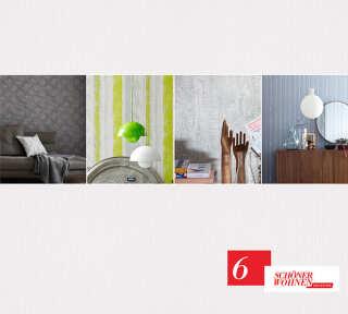 Tapetenkollektion «Schöner Wohnen 6» von «Schöner Wohnen»: Tapeten-Artikel 55; Raumbilder 7