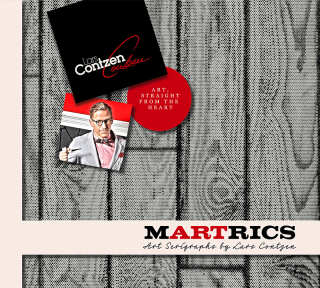 Tapetenkollektion «Contzen Martrics» von «Lars Contzen»: Tapeten-Artikel 36; Raumbilder 9