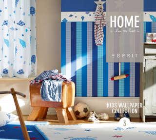 Tapetenkollektion «ESPRIT Kids 3» von «Esprit home»: Tapeten-Artikel 79; Raumbilder 16