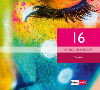 Tapetenkollektion «Styleguide Colours 16» von «Livingwalls»: Tapeten-Artikel 130; Raumbilder 5