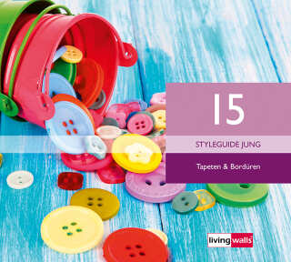 Tapetenkollektion «Styleguide Jung» von «Livingwalls»: Tapeten-Artikel 94; Raumbilder 11