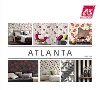 Tapetenkollektion «Atlanta» von «A.S. Création»: Tapeten-Artikel 43; Raumbilder 6