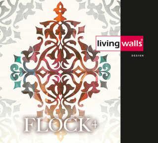 Tapetenkollektion «Flock 4» von «Livingwalls»: Tapeten-Artikel 50; Raumbilder 10