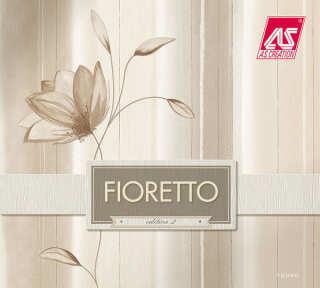 Tapetenkollektion «Fioretto 2» von «A.S. Création»: Tapeten-Artikel 33; Raumbilder 2