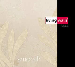 Tapetenkollektion «Smooth» von «Livingwalls»: Tapeten-Artikel 38; Raumbilder 5