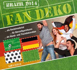 Tapetenkollektion «Brazil 2014» von «A.S. Création»: Tapeten-Artikel 18; Raumbilder 0