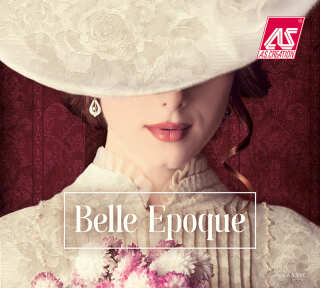 Wallpaper Collection «Belle Epoque» by «A.S. Création»: Wallpaper Item 52; Interior Views 52