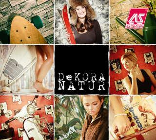 Tapetenkollektion «Dekora Natur 6» von «A.S. Création»: Tapeten-Artikel 96; Raumbilder 8