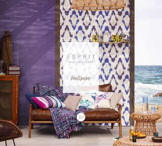 Tapetenkollektion «Esprit 10» von «Esprit home»: Tapeten-Artikel 59; Raumbilder 5
