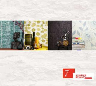 Tapetenkollektion «Schöner Wohnen 7» von «Schöner Wohnen»: Tapeten-Artikel 47; Raumbilder 6