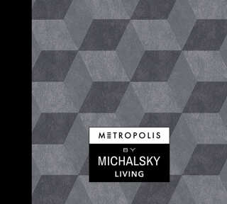Collection de papiers peints «METROPOLIS 2» de «MICHALSKY LIVING»: Articles 50; Visuels 6