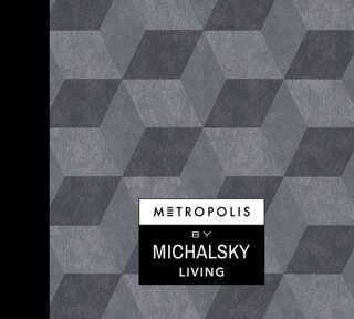 Tapetenkollektion «METROPOLIS 2» von «MICHALSKY LIVING»: Tapeten-Artikel 49; Raumbilder 6