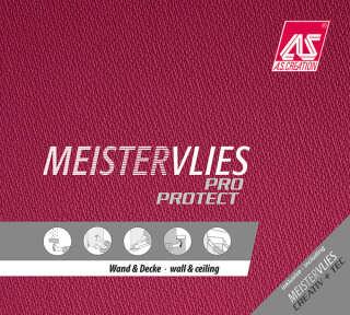 Tapetenkollektion «Meistervlies Pro/Protect» von «A.S. Création»: Tapeten-Artikel 100; Raumbilder 25