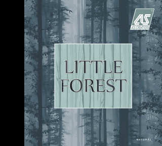 Tapetenkollektion «Little Forest» von «A.S. Création»: Tapeten-Artikel 29; Raumbilder 5