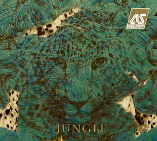 Tapetenkollektion «Jungle» von «A.S. Création»: Tapeten-Artikel 39; Raumbilder 4