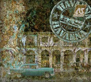 Tapetenkollektion «Havanna» von «A.S. Création»: Tapeten-Artikel 44; Raumbilder 5