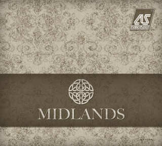 Wallpaper Collection «Midlands» by «A.S. Création»: Wallpaper Item 43; Interior Views 8
