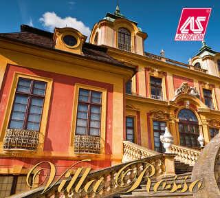 Tapetenkollektion «Villa Rosso» von «A.S. Création»: Tapeten-Artikel 24; Raumbilder 2