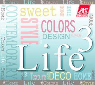 Tapetenkollektion «Life 3» von «A.S. Création»: Tapeten-Artikel 58; Raumbilder 15