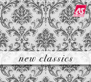 Tapetenkollektion «New Classics» von «A.S. Création»: Tapeten-Artikel 35; Raumbilder 4
