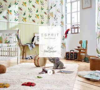 Tapetenkollektion «ESPRIT Kids 4» von «Esprit home»: Tapeten-Artikel 50; Raumbilder 6