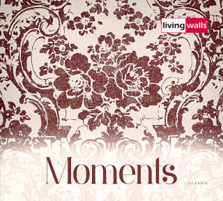 Wallpaper Collection «Moments» by «A.S. Création»: Wallpaper Item 44; Interior Views 7