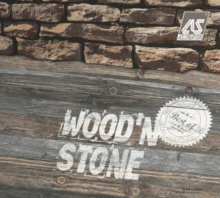 Tapetenkollektion «Best of Wood&Stone» von «A.S. Création»: Tapeten-Artikel 59; Raumbilder 23