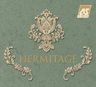 Wallpaper Collection «Hermitage 10» by «A.S. Création»: Wallpaper Item 73; Interior Views 8