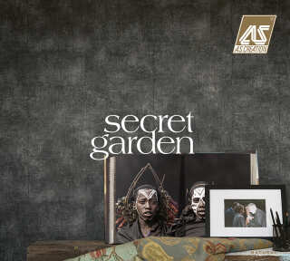 Wallpaper Collection «Secret Garden» by «A.S. Création»: Wallpaper Item 52; Interior Views 52
