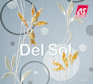 Wallpaper Collection «Del Sol» by «A.S. Création»: Wallpaper Item 42; Interior Views 3