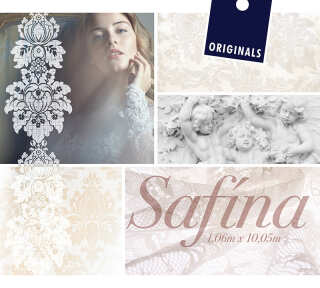 Wallpaper Collection «Safina» by «ORIGINALS»: Wallpaper Item 15; Interior Views 2