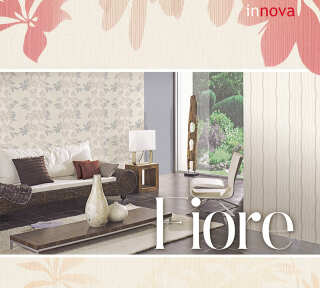 Wallpaper Collection «Fiore» by «A.S. Création»: Wallpaper Item 34; Interior Views 2