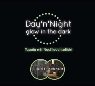 Tapetenkollektion «Day & Night» von «A.S. Création»: Tapeten-Artikel 14; Raumbilder 1
