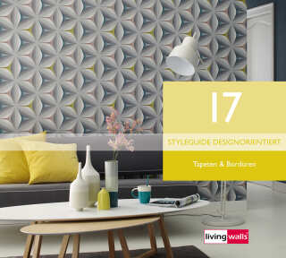 Wallpaper Collection «Styleguide Design» by «Livingwalls»: Wallpaper Item 74; Interior Views 21