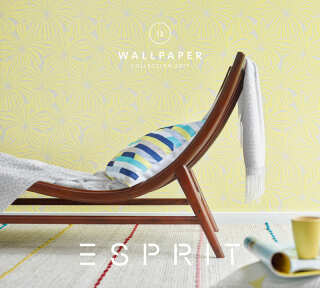 Wallpaper Collection «Esprit 12» by «Esprit Home»: Wallpaper Item 55; Interior Views 5