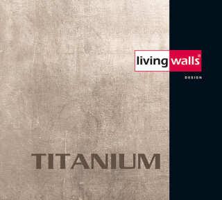 Tapetenkollektion «Titanium» von «Livingwalls»: Tapeten-Artikel 51; Raumbilder 9