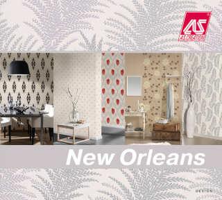 Tapetenkollektion «New Orleans» von «A.S. Création»: Tapeten-Artikel 44; Raumbilder 6
