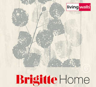 Wallpaper Collection «Brigitte 6» by «Brigitte Home»: Wallpaper Item 11; Interior Views 1