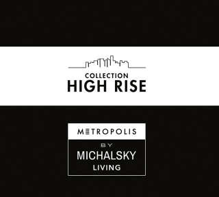 Collection de papiers peints «High Rise» de «MICHALSKY LIVING»: Articles 35; Visuels 4