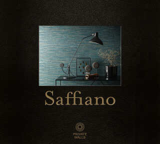 Wallpaper Collection «Saffiano» by «Private Walls»: Wallpaper Item 49; Interior Views 7