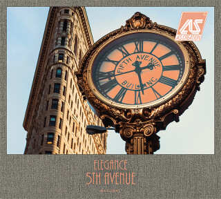 Обои «Elegance 5» марки «A.S. Création»: обоев 49; интерьеров 26