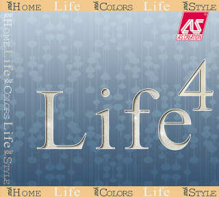 Wallpaper Collection «Life 4» by «A.S. Création»: Wallpaper Item 81; Interior Views 20
